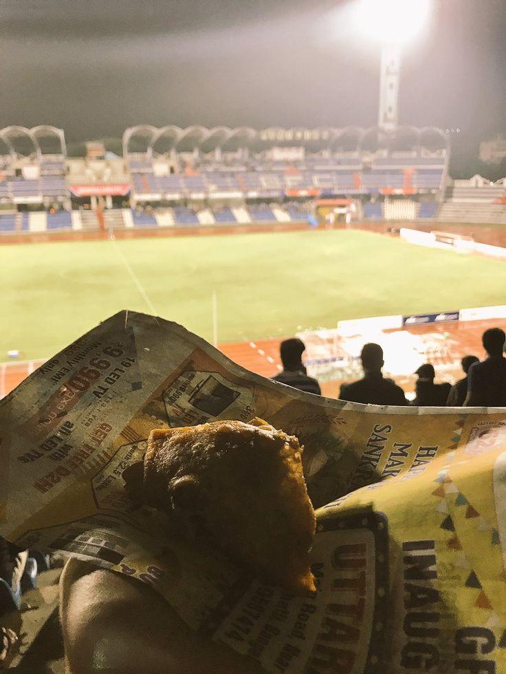 Samosa at Bengaluru FC, Bangalore.