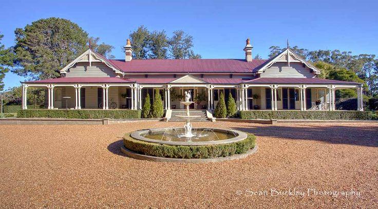 Gabbinbar Homestead, Toowoomba.