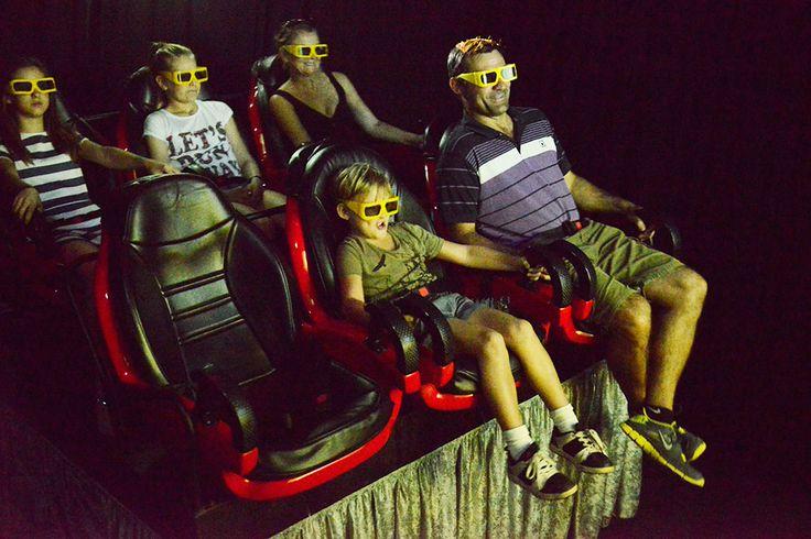 9-D Action Cinemas Garden City