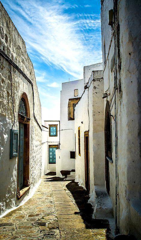 Skala, Patmos Island, Greece