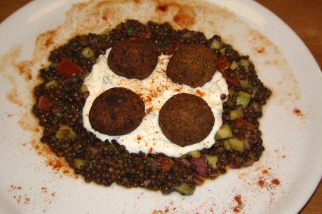Thermomix Falafel (vegan)