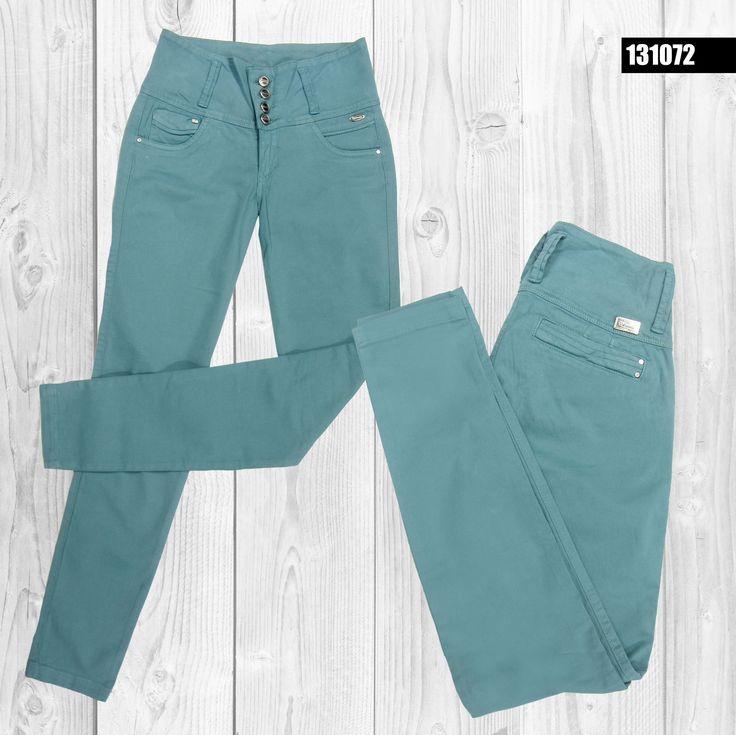 pantalon-mujer-color-verde-menta-131072