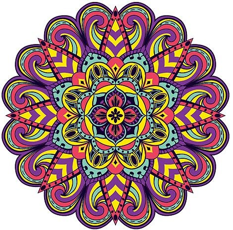 3818 Best Mandalas Images On Pinterest