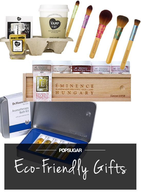 10 Green Gift Ideas For Beauty (and Earth) Lovers http://calgary.isgreen.ca/living/life-style/urban-homesteading/