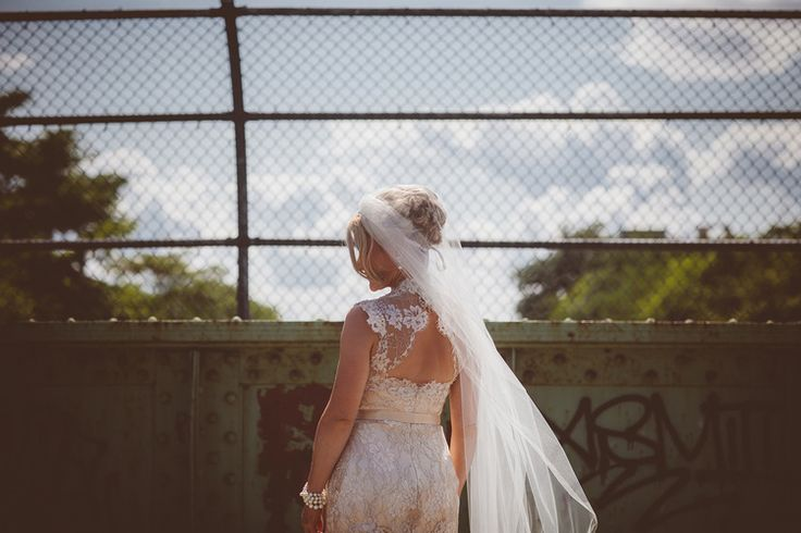 That dress!! Photo by Abby Lorenz Photography