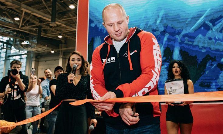 Фёдор Емельяненко — лицо компании Sport Victory Nutrition