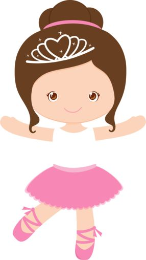 Bailarinas princesas - Minus
