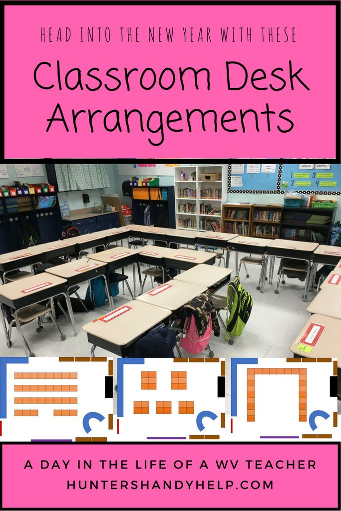 Best 25+ Classroom desk arrangement ideas on Pinterest Desk - classroom seating arrangement templates