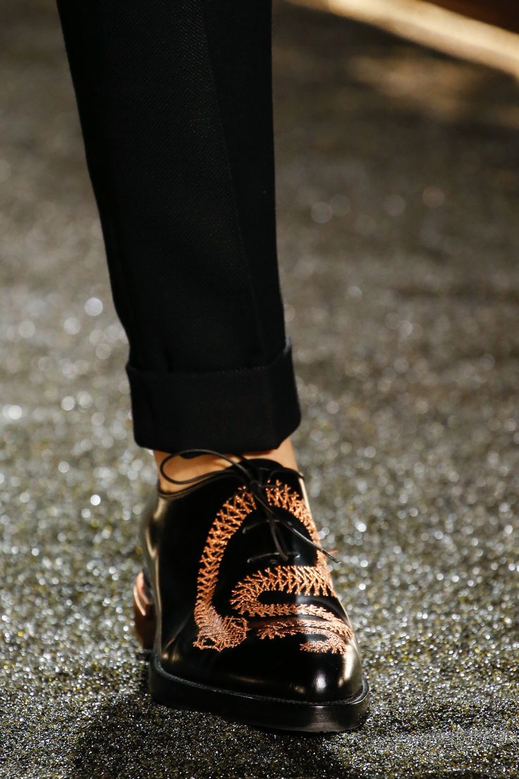Berluti Fall 2016 Menswear Fashion Show Details