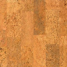 Natural Floors by USFloors Exotic 11.81-in W Prefinished Cork Locking Hardwood Flooring (Natural)