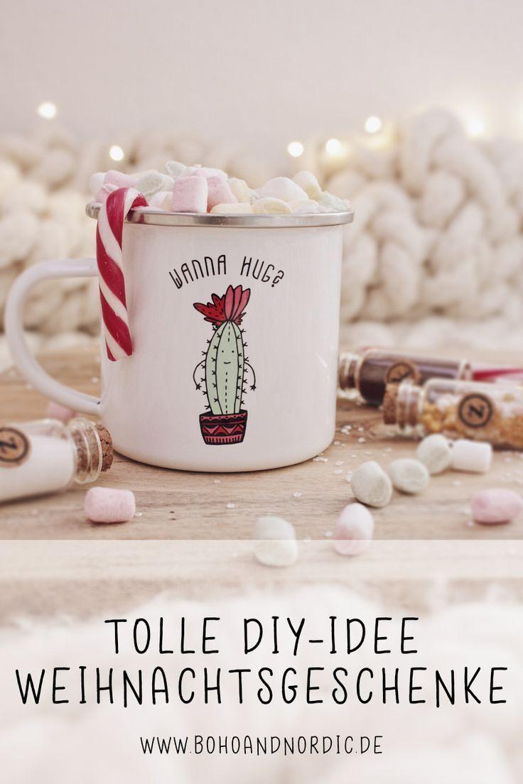 diy einfache und kreative weihnachtsgeschenke aus der küche | diy