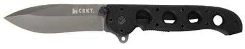Columbia River Knife Carson Folder M21-02G G10. Blade Type : 3 / Spear Point / Razor Sharp Edge. Blade Finish: Titanium Nitride. Blade Steel: 8Cr14MoV, 56-59 HRC. Safety System: Auto LAWKS. Handle: G10.