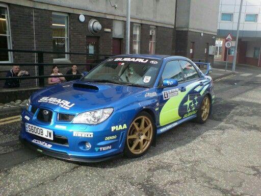 Subaru Impreza Hawkeye WRC Livery   Subaru impreza ...