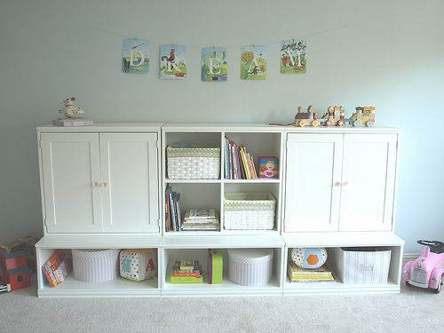 Ana White | Build a Hutch with Doors for the Cubby Media Wall Collection | Free and Easy DIY Project and Furniture Plans