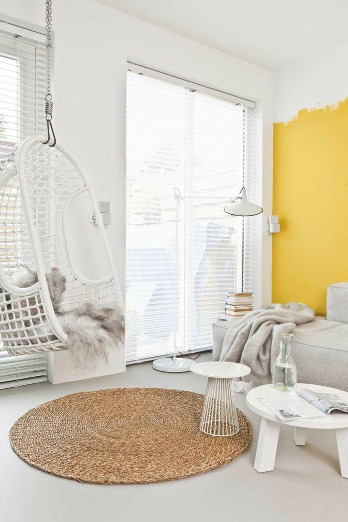 30 Runde Teppiche Und Beispiele Wie Man Den Zimmer Look Vollendet