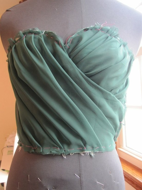 a novice guide to draping.