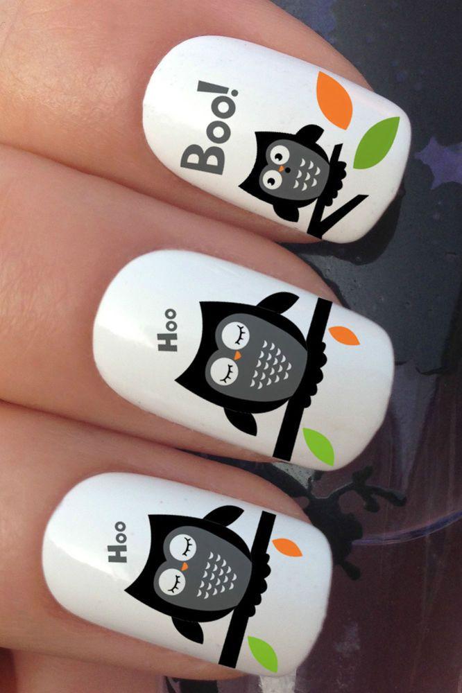 Kiss Halloween Nail Art Stickers: Nail art d decal stickers ...