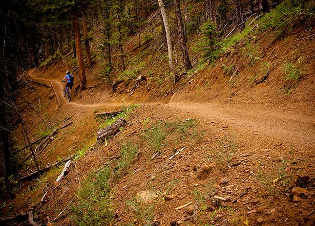 10 Best Colorado Trails  http://www.bicycling.com/rides/destinations/10-best-colorado-trails