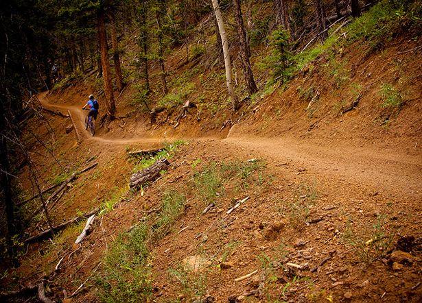 10 Best Colorado Trails  http://www.bicycling.com/rides/destinations/10-best-colorado-trails