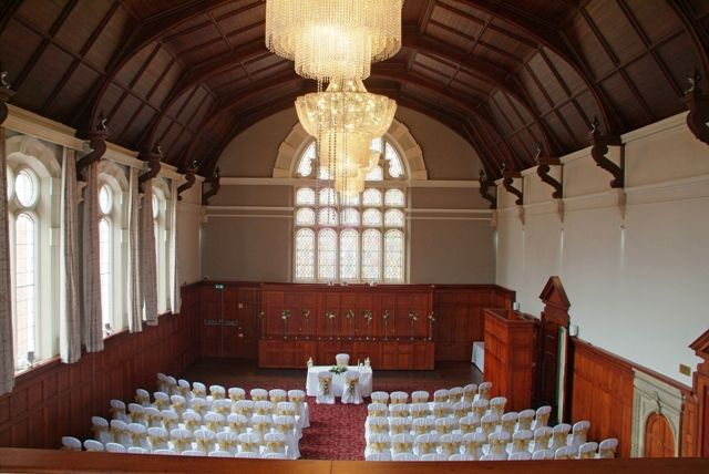 Thomas Prior Hall has a wealth of options for couples interested in having their civil ceremony or blessing in a unique location in Dublin.