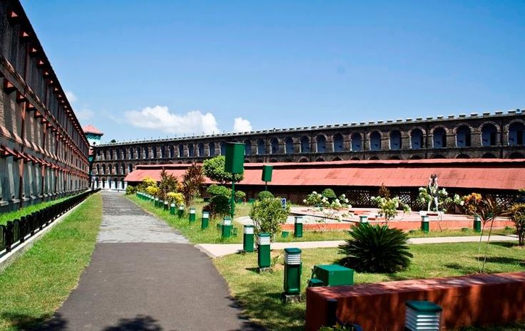 Cellular Jail - Also known as Kala Paani, a colonial prison in ‪#‎PortBlair‬, Andaman.