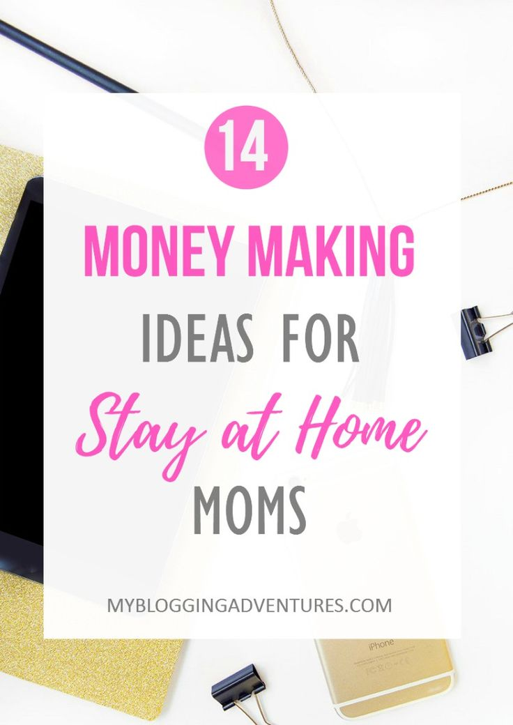Have you been looking to make extra income while you tend to your little one? Here are some simple money making ideas for stay at home moms.