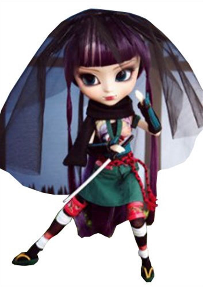 New Japan EMS F/S Pullip Akoya P-021 Fashion Doll Groove #Groove