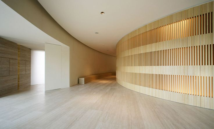 John Pawson · Hotel Puerta América, Reception Desk and Meeting Rooms · Divisare