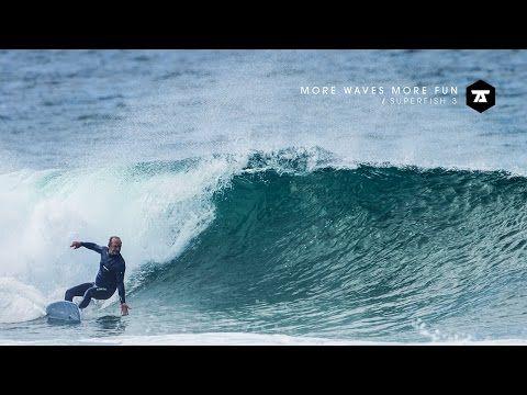 7S SUPER FISH CV MODEL - GLOBAL SURF INDUSTRIES