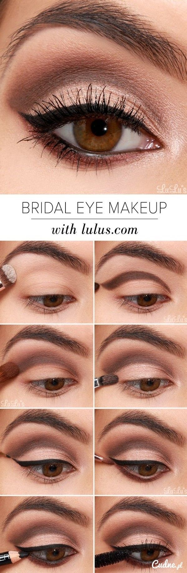 Best images about Maquillaje on Pinterest  Smoky eye Eyeshadow