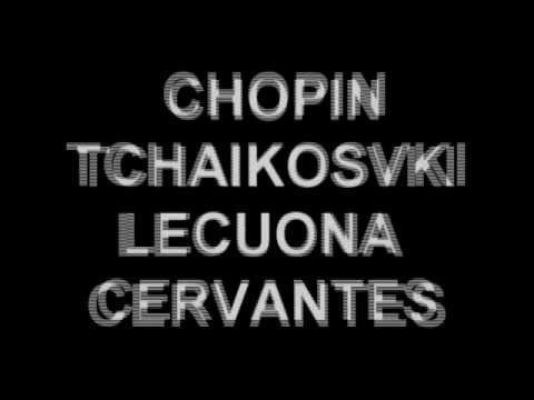 Ernesto Lecuona -Music of America  X & Luis Lugo Piano Cuba
