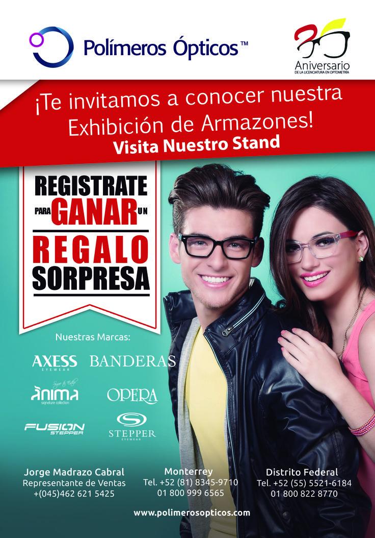 Flyier para activación en Feria Universitaria - Universidad de Aguascalientes 2014