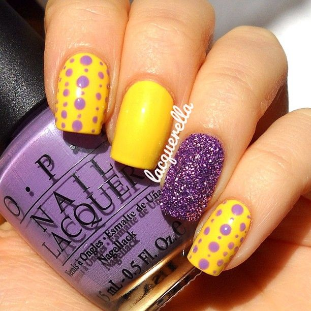 18 best MLS Orlando City Lions Soccer Club Nail Art images on ...