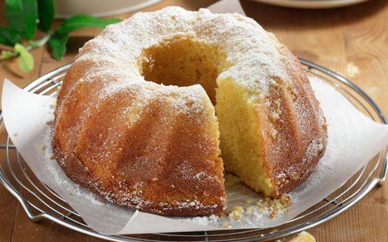Κέικ μανταρίνι
