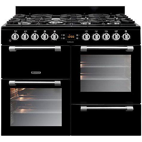 Buy Leisure CK100G232 Gas Range Cooker Online at johnlewis.com