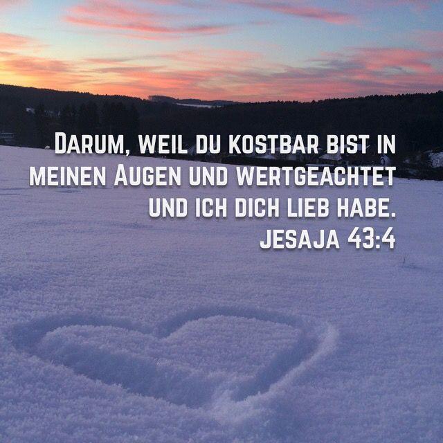 Gottes #Liebe zu Dir   #Bibel