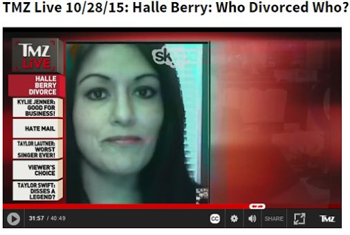 TMZ Live 10/28/15: Halle Berry: Who Divorced Who? Read more:…