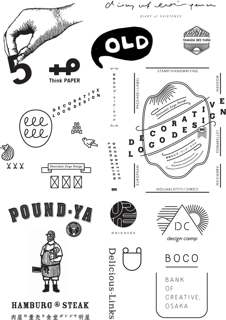 """I drew the logo of recent work 2 