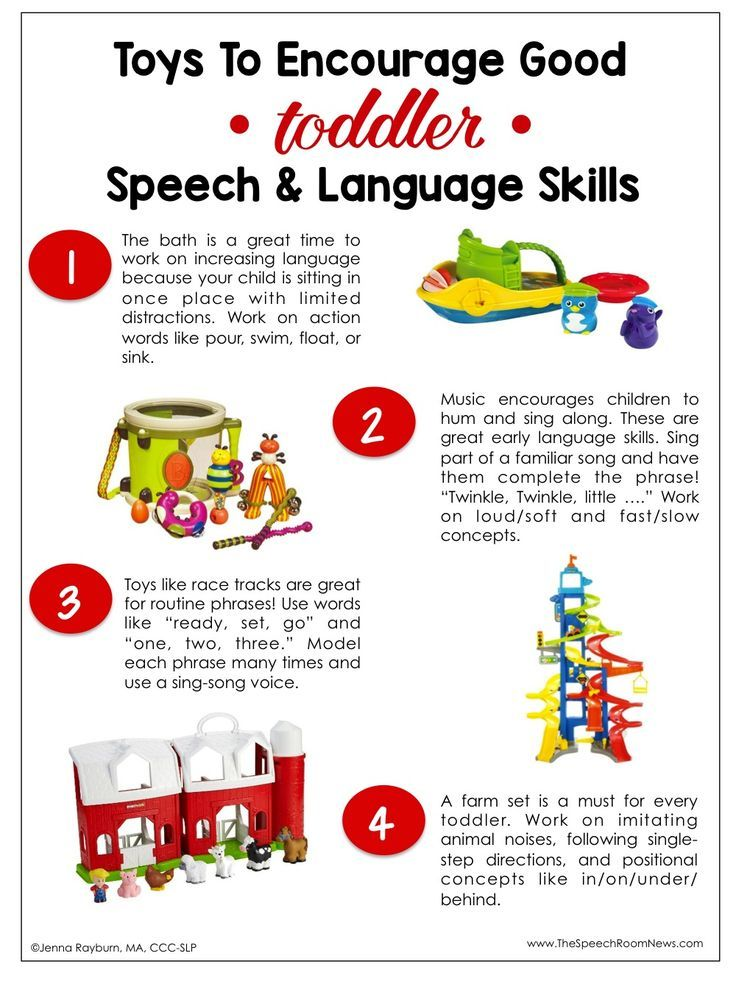 The Best Toys To Increase Speech And Language Skills Speech