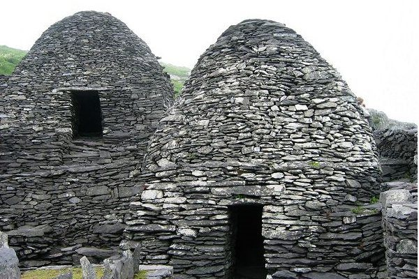 Irlanda trulli di Skellig