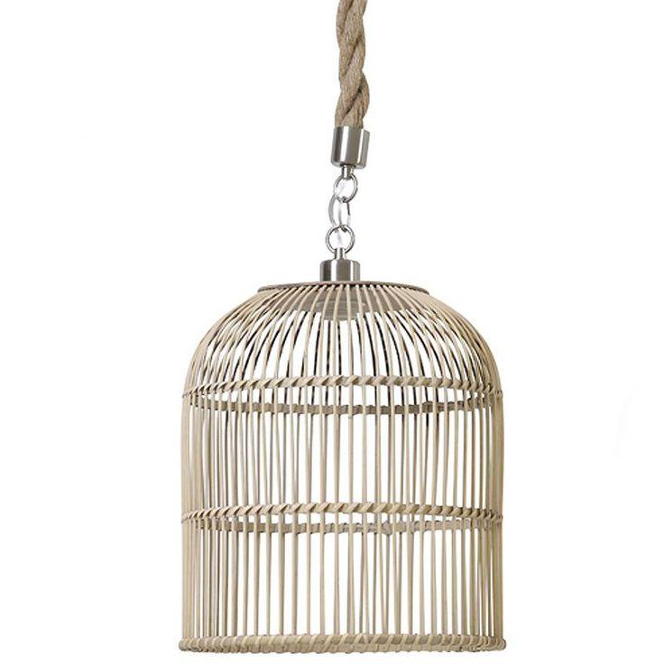 Lampa wisząca MOLARA, duża - NorthAndSouth Home