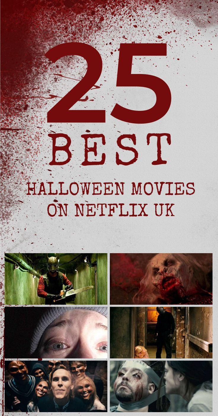 25 Best Halloween Movies On Netflix Uk Cool Pinterest