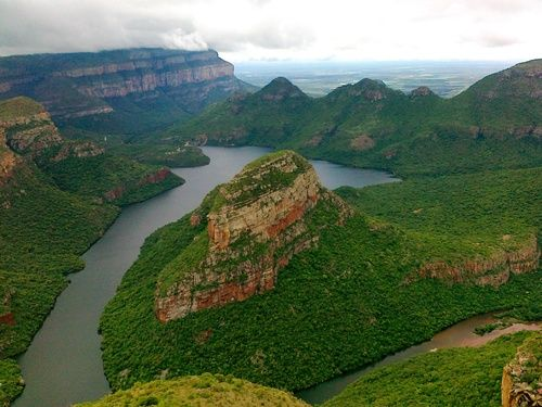 Visit the Beautiful Blyde River Canyon Nature Reserve in South Africa