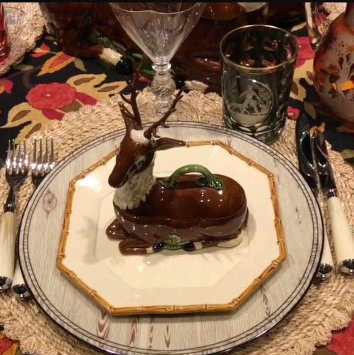 1000 idee su corna di cervo su pinterest antilopi for Decorazioni piatti gourmet