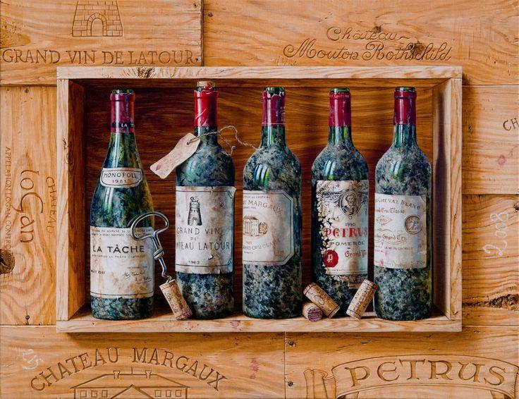 trompe l'oeil – Bruno Logan (French, born 1969).