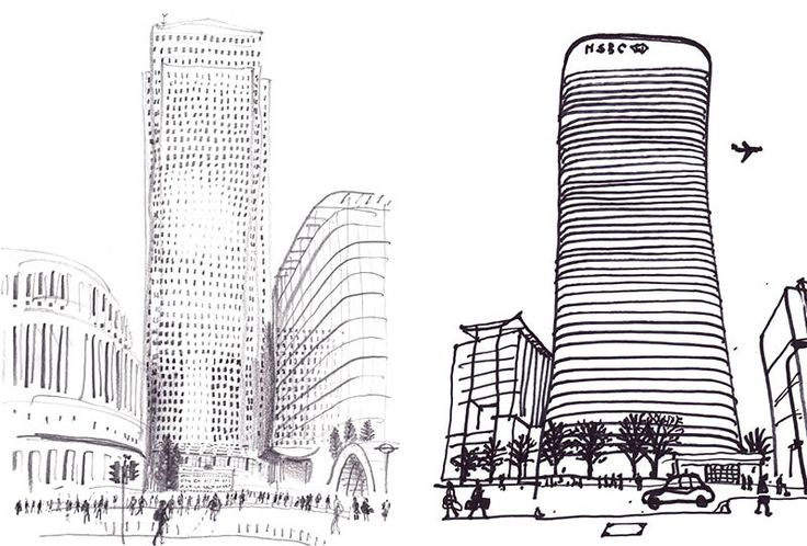 1000 Images About Architecture Drawing Sketch On Pinterest