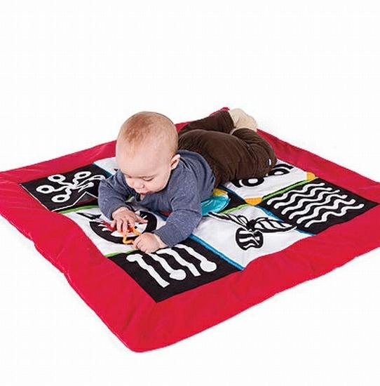 Mata edukacyjna Raczkuj i odkrywaj Wimmer Ferguson Manhattan Toy. więcej na http://www.sklep.osesek.pl