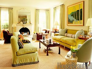 40 Gorgeous Green Rooms