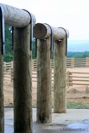 the ultimate hitching posts