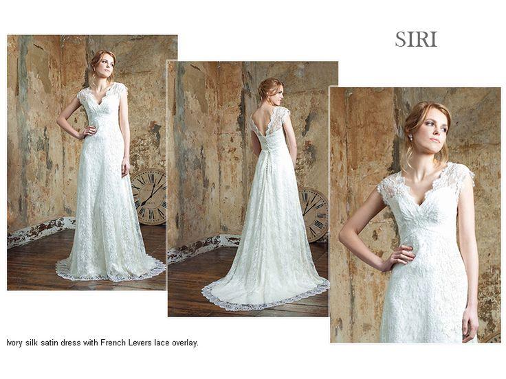 Emma Hunt #Wedding #Dress